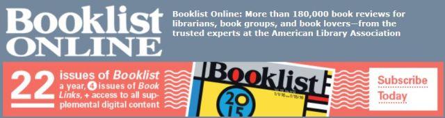 Booklist Online Logo
