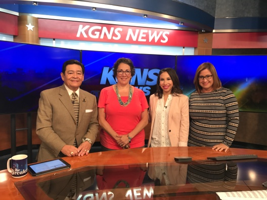 KGNS Morning Program Interview 7.11.17