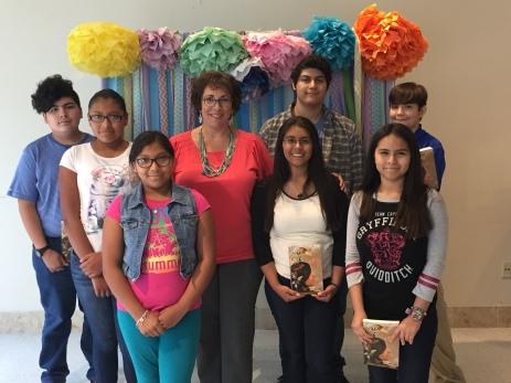 Laredo Public Library 7.11.17