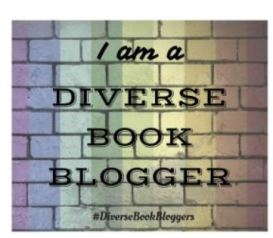 Diverse Book Blogger Graphic