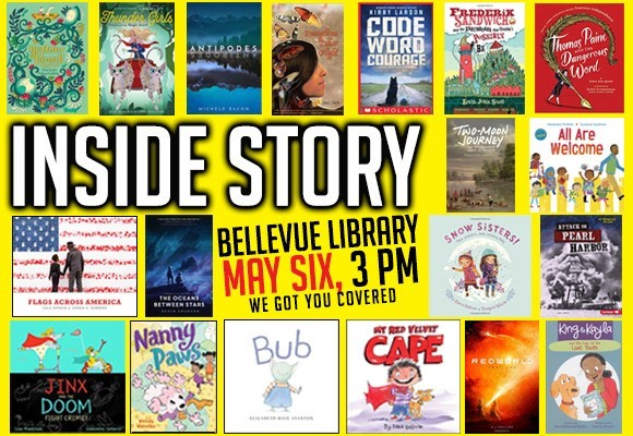 SCBWI Inside Story May 2018