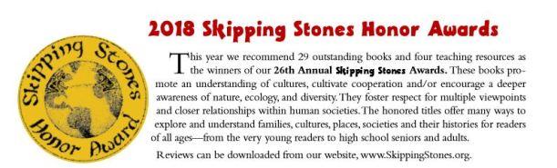 Skipping Stones Awards
