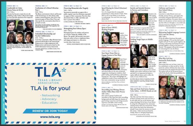 TLA Conf Schedule 2019